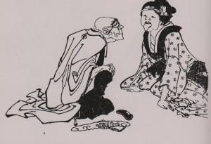 hokusai, tong uitsteken 001