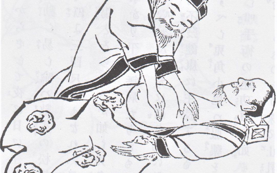Herschreven geschiedenis van Shiatsu
